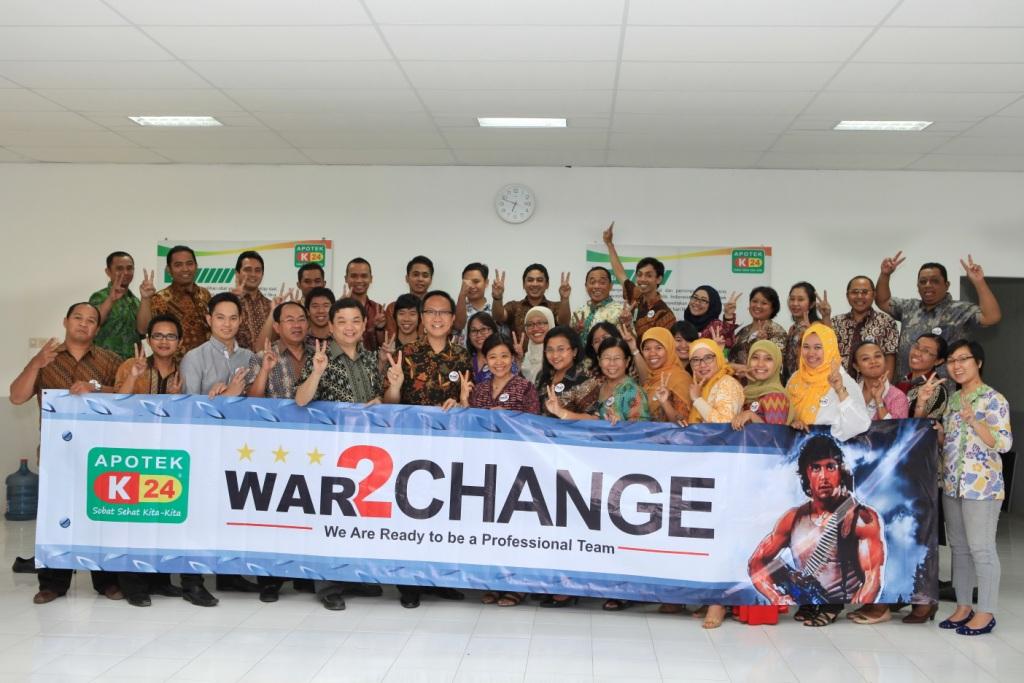 War2Change#2